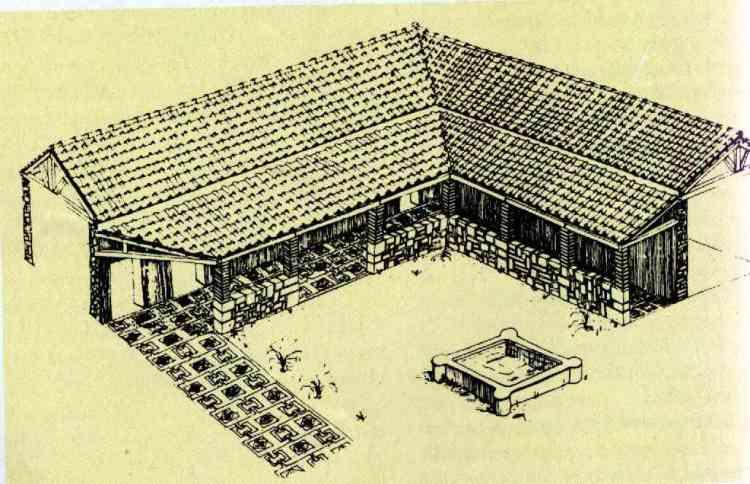 Restos romanos en Santa Pola