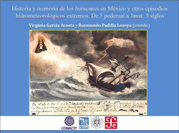 Historia y memoria de los huracanes