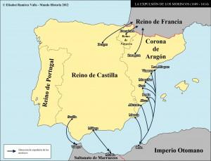 mapa expulsion
