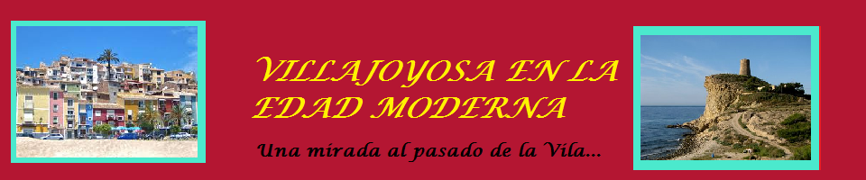 HISTORIA  DE VILLAJOYOSA