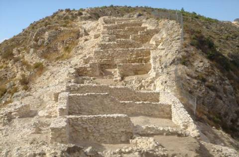 Yacimiento íbero-romano El Monastil (Elda)