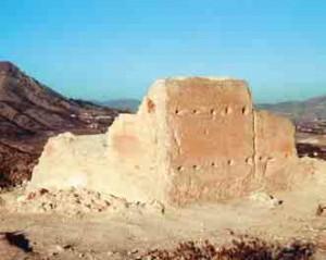 La Torreta. Torre de control visual fronterizo en Elda (s. XIV- XV)