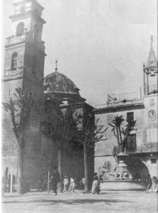 La construcción de la Iglesia Parroquial