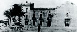 Ermita de San Roque y asilo de desamparados