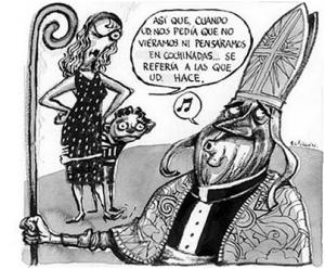 Eclesiásticos y concubinas