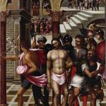 La Flagelación, de Fernando Llanos.