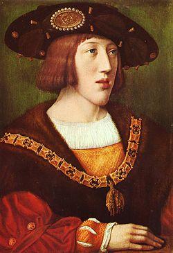Carlos I de España y V de Alemania - Historia de Valencia