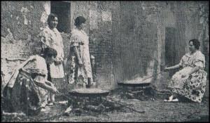 Paellas, fallas y tradición en 1933