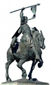 Estatua de ¨El Cid¨