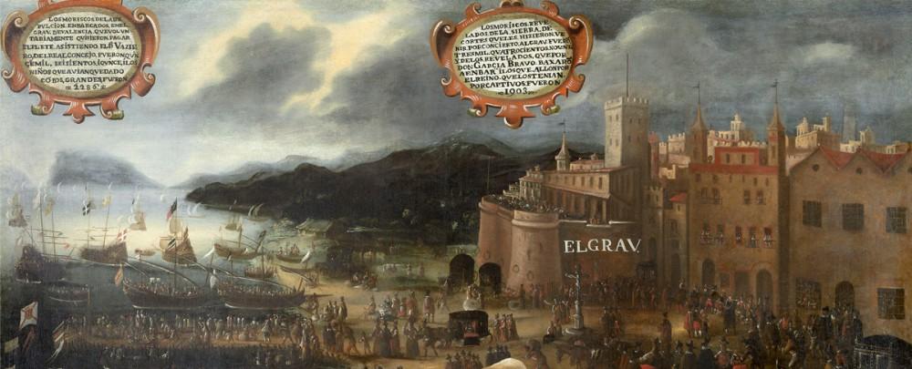 Historia de Valencia en el siglo XVII