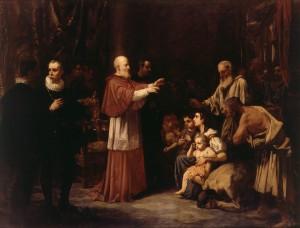 """""""Juan de Ribera en la expulsión de los moriscos"""" (Francisco Domingo Marqués)"""