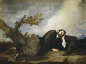 """""""El sueño de Jacob"""", Jose de Ribera"""
