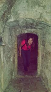 Jessica a la presó fosca del Castell