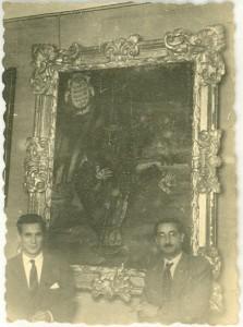 Joan Fuster i Santiago Albertí