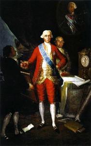 Comte de Floridablanca, per Goya
