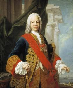 Marqués de Ensenada.