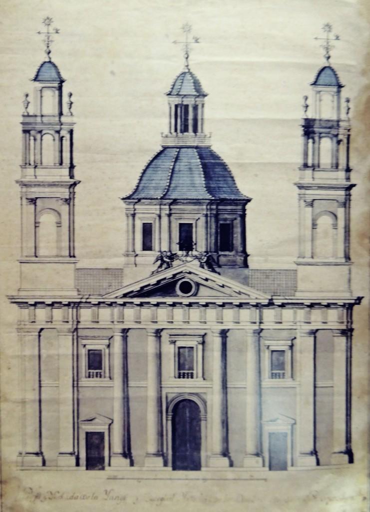 Projecte de façana de Jaume Pérez