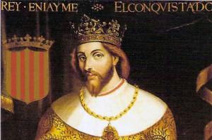 Jaume I: rex Aragonum, Maioricarum et Valencie, comes Barchinone et Urgelli et dominus Montispesulani