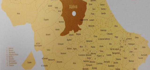 A mediados del siglo XVI y hasta la expulsión de los moriscos en 1609, la gobernación de Xàtiva era la más densa del reino. Sus 92.000 habitantes (20.300 casas), según […]