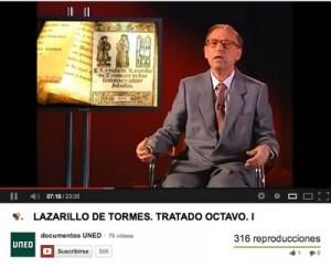 Lazarillo de Tormes, ¿Autoría de Juan Luis Vives?