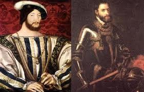Francisco I vs Carlos V