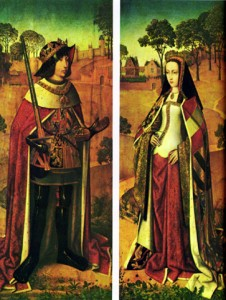 Felipe el Hermoso y Juana la Loca