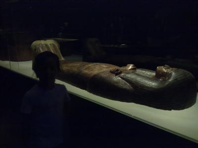 Expopsición El enigma de la momia en el MARQ