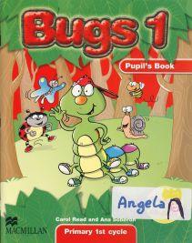BUGS 1 Libro de infantil cinco años