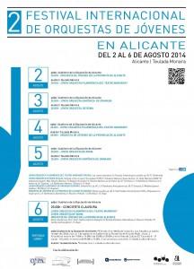 II FESTIVAL INTERNACIONAL DE ORQUESTAS JÓVENES