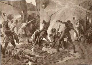 Las matanzas de 1391 | Los judíos hasta la expulsión por