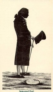 Figura de Kant