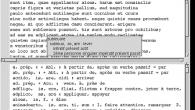 Dentro de lainstalación de GNU Linux, del laboratorio de acceso libre, hemos añadido los siguientes programas por petición del profesorado:  COLLATINUS:El autor de este programa es el profesor francés […]