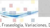 Este año 2014 tendremos en la Facultad de Filosofía yLetras los siguientes congresos y jornadas, en materia de idiomas: VII Jornadas de Doblaje y subtitulación de la UA Congreso Internacional […]