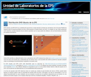 Blog de los Laboratorios de la EPS