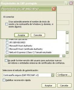 Elegir inal09 y quitar inicio usuario windows