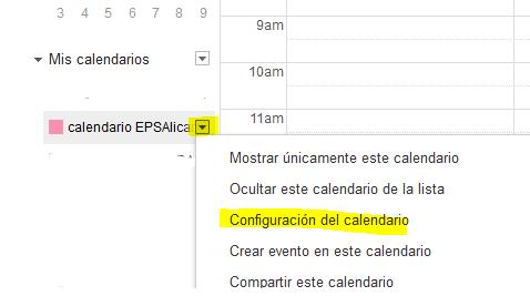 configuracionCalendario