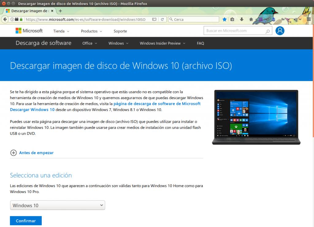Windows 10 ISO 1