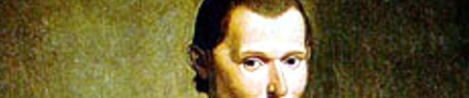 Maquiavelo figura de un filósofo del renacimiento