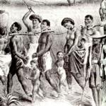 grabado de esclavos