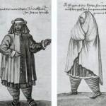 moriscos con sus vestimentas