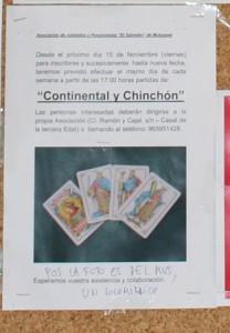 cartel cartas
