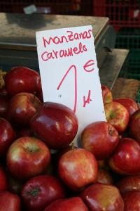 manzanas ecologicas