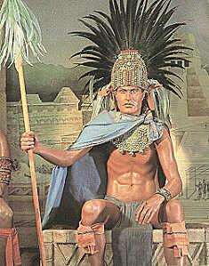 Moctezuma Ii El Mundo Azteca