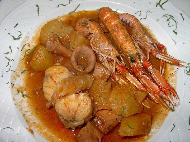 Suc de rape cocina tradicional valenciana for Cocina valenciana