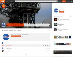 Els sons de la NASA