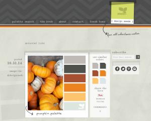 Colors per a presentacions i webs