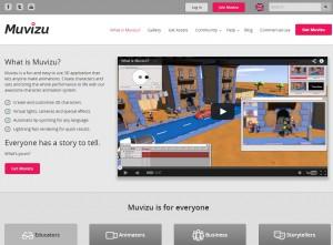 Animacions en 3D per a classe