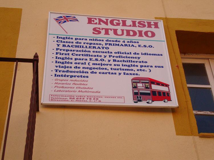 Academia de ingles 2 - 4 5