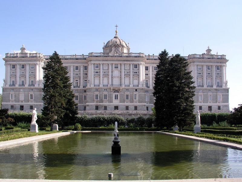Palacios reales palacios reales - La case de paul ...