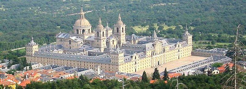 Real Sitio De San Lorenzo De El Escorial Y El Escorial Palacios Reales